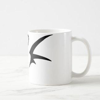 Winged Schlange Kaffeetasse