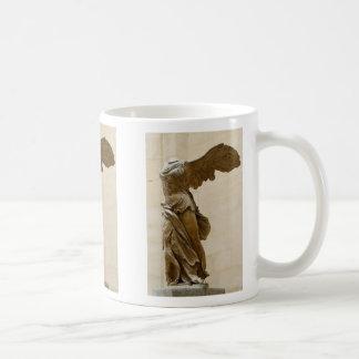 Winged Sieg von Samothrace Kaffeetasse