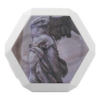 Winged Sieg von Samothrace, Louvre, Paris Weiße Bluetooth Lautsprecher