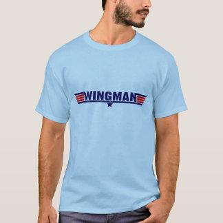Wingman-Spitzengewehr-inspiriertes Shirt
