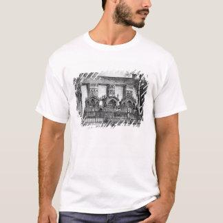 Winkel des Leistungshebels Newyyd, nahe T-Shirt