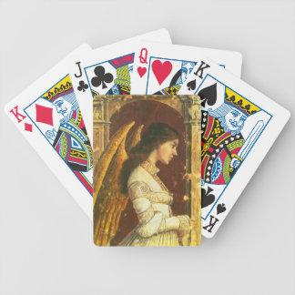 Winkel-Fresko-Spielkarten Bicycle Spielkarten
