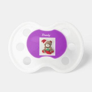 Winnie the Poohteddy Weihnachtsbärn-Schnuller Schnuller