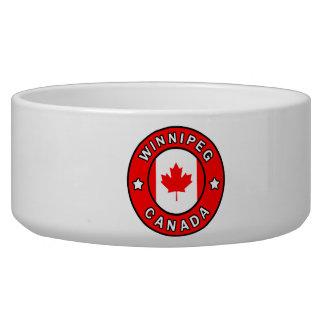 Winnipeg Kanada Napf