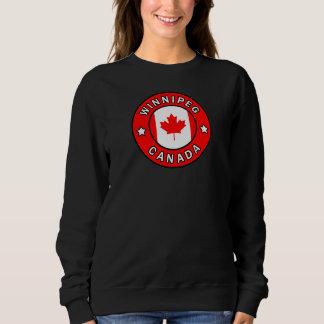Winnipeg Kanada Sweatshirt