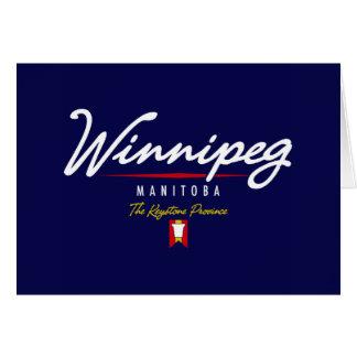 Winnipeg-Skript Karte