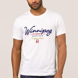 Winnipeg-Skript T-Shirt