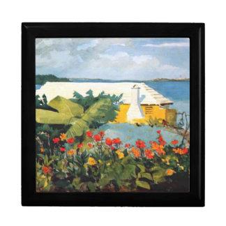 Winslow Homer: Blumen-Garten- und Bungalowmalerei Geschenkbox