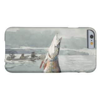 Winslow Homer - Pike, See Johannes Barely There iPhone 6 Hülle