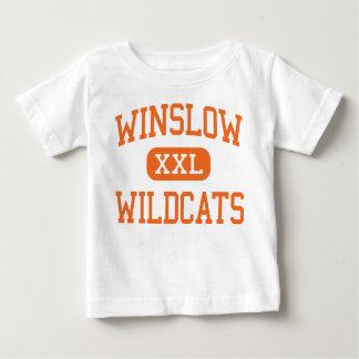 Winslow - Wildkatzen - Jüngeres - Winslow Maine Baby T-shirt