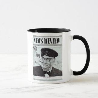 Winston Churchill Tasse