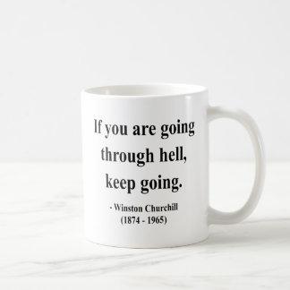 Winston- Churchillzitat 4a Kaffeetasse