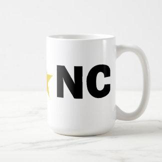 Winston-Salem North Carolina - WS * NC Kaffeetasse