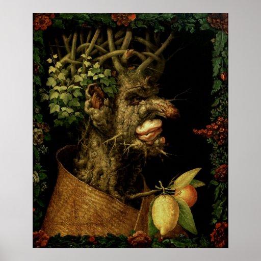 Winter, 1573 plakatdrucke