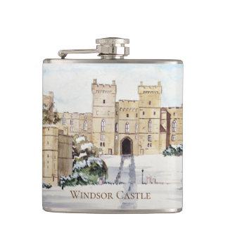 Winter an Windsor Schloss durch Farida Greenfield Flachmann