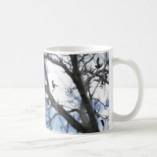 Winter-Blüten-Tasse Kaffeetasse