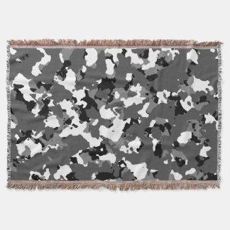 Winter-Eis-Camouflage Decke