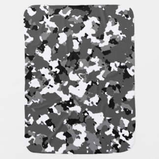 Winter-Eis-Camouflage Puckdecke