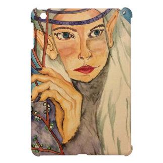 Winter-Elf iPad Mini Hülle