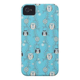 Winter-Eulen iPhone 4 Case-Mate Identifikation