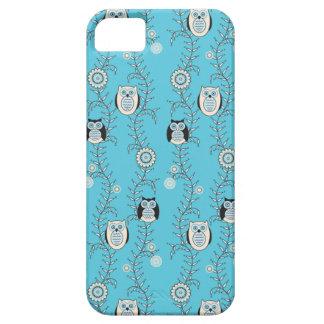 Winter-Eulen iPhone 5 Case-Mate Identifikation