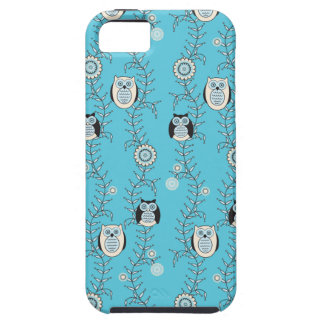 Winter-Eulen iPhone 5 Case-Mate stark