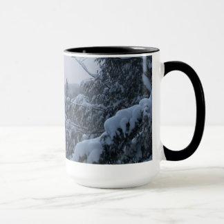 Winter-Flamme Tasse