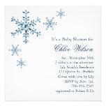 Winter-Glamour-Baby-Duschen-Einladung