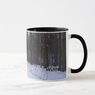 Winter - Jahreszeitsammlung Tasse