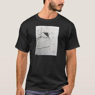 Winter-Kardinal T-Shirt