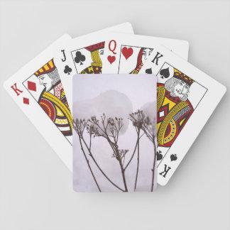Winter-klassische Spielkarten
