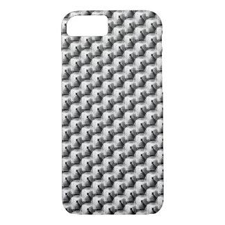 Winter-Kreis geometrischer iPhone Fall iPhone 8/7 Hülle