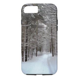 Winter-Landschaft iPhone 8/7 Hülle