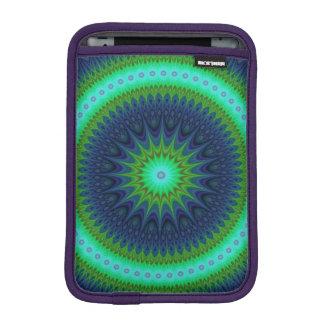 Winter-Mandala iPad Mini Sleeve