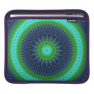Winter-Mandala iPad Sleeve