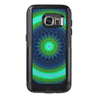Winter-Mandala OtterBox Samsung Galaxy S7 Hülle