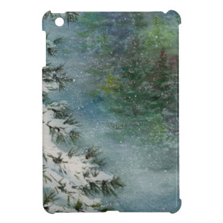 Winter-Märchenland Hülle Für iPad Mini