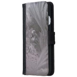 Winter-Morgen iPhone 6/6s Geldbeutel Hülle