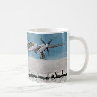 Winter-Moskito 1944. Kaffeetasse
