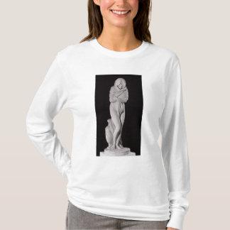 Winter oder die kühle Frau T-Shirt