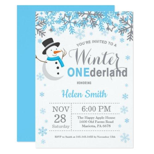 Einladungskarten geburtstag winter