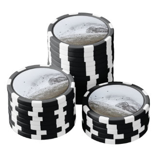 Winter Poker Chip Set