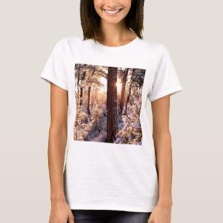 Winter Ponderosa Sternexplosion Fremont Oregon T-Shirt