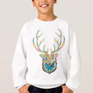 Winter-Rotwild-Harmonie Sweatshirt