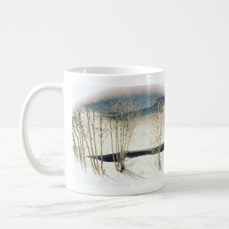 Winter Scape Kaffeetasse