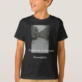 Winter scence T-Shirt