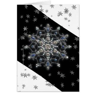 Winter-Sonnenwende-Karte