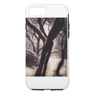 Winter-Sturm iPhone 7 Hülle