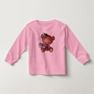 Winter-T - Shirt für Mädchen!