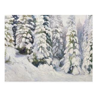 Winter Tale, 1913 Postkarte